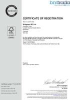 Bridgman IBC Ltd FSC 2018