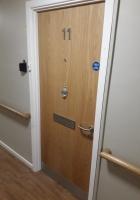 corridor-door